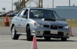 """FLI's """"Fresh and Clean"""" 07 WRX Limited racing pics 4"""