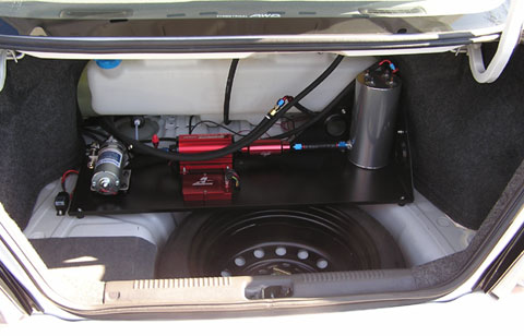 FLI HHP Fuel System for STI main