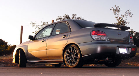 """FLI's """"Fresh and Clean"""" 07 WRX Limited Main picture"""