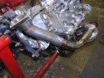 FLI Flagship 001 FLI Custom Rotated mount GT30 Up pipe