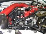 FLI Flagship 001 custom GT30 turbo kit build