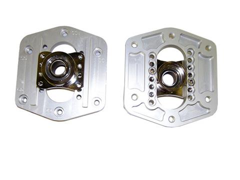 Subaru DMS Rear adjustable camber plates by FLI