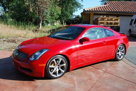 FLI or Fine Line Imports first G35 AccessTuner Protuned saved on a Cobb Tuning AccessPort
