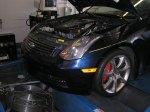 FLI or Fine Line Imports APS Single Turbo Built G35 Project Car