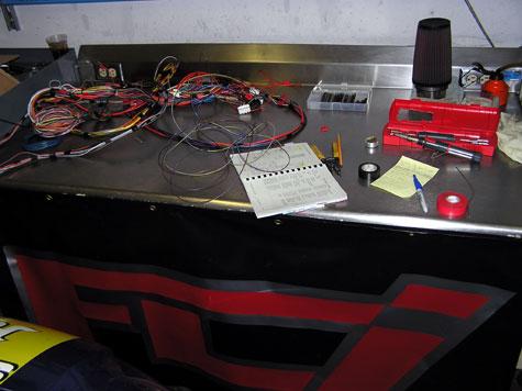 FLI or Fine Line Imports custom Link G3 Plus wire in ECU system for Subaru STI
