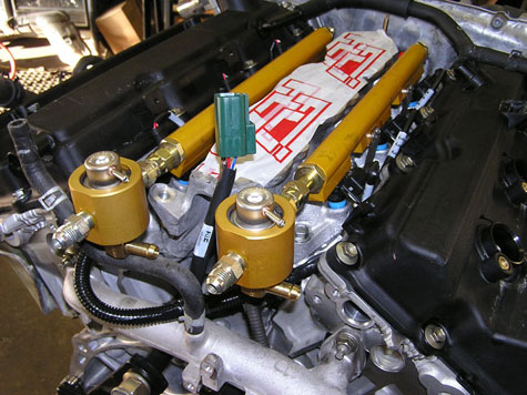 FLI or Fine Line Imports offers the APS Extreme 350Z/G35 Fuel System