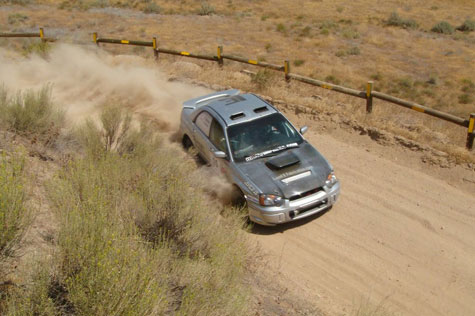 Team Up Two Mountains - Jon Burke's 2004 Rally Prepped Subaru WRX engine build and tuned by Fine Line Imports or FLI
