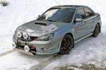FLI or Fine Line Imports Jekyll & Hyde 2007 Subaru STI Limited #417 Brad Wells
