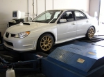 E85, Subaru STI, Blouch 2.5XTR