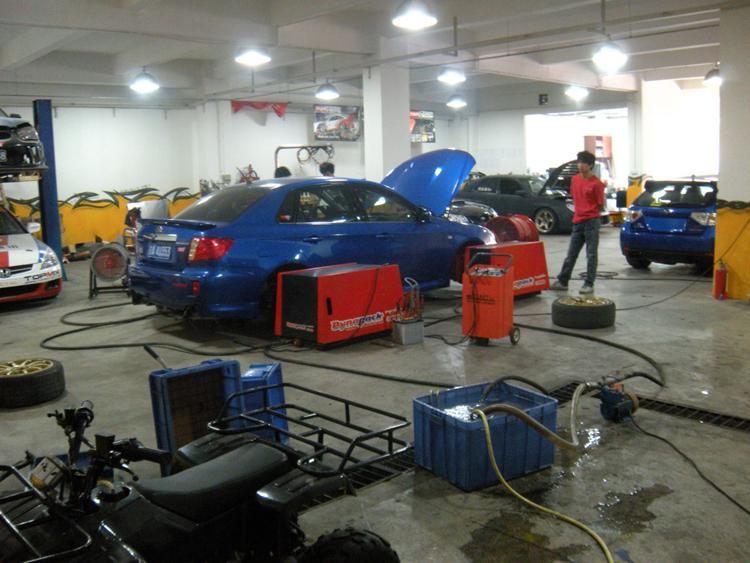 2009 Subaru WRX, MST built, FLI AEM Series 1 ECU tuned GT30