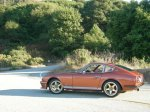1972 Datsun 240Z fitted with a built Toyota 2JZ, tuned by Fine Line Imports
