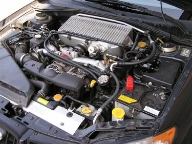 wrx 2012 engine