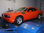 Sinister Performance built, FLI tuned 6.4 liter stroker 2009 Dodge Challenger RT car.