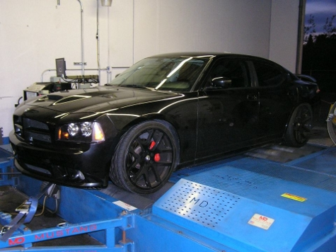 402 Whp All Motor 2006 Charger Srt8 Fli Tuned Sinister