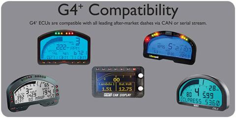 FLI or Fine Line Imports offers Link G4+ ECUs